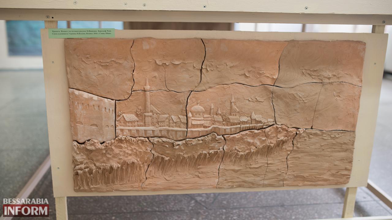SME_4556 Измаил: перед Диорамой построят уменьшенную копию крепости (ФОТО)