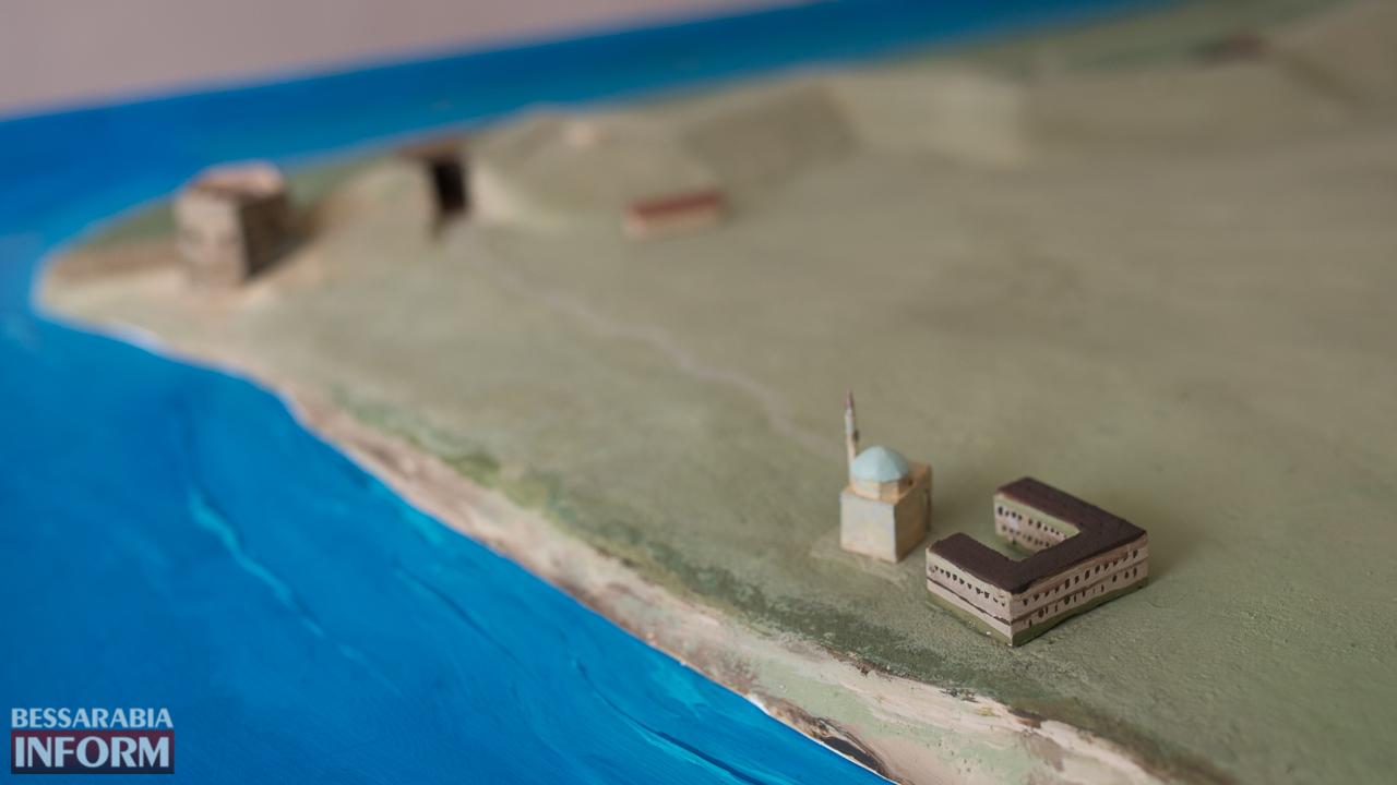 SME_4558 Измаил: перед Диорамой построят уменьшенную копию крепости (ФОТО)