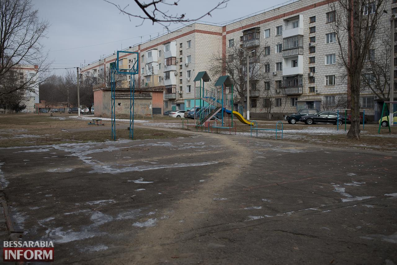 SME_4763 Измаил: дома с проблемами по улице Михайловской (фото)