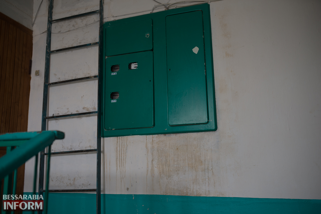 Измаил: дома с проблемами по улице Михайловской (фото)