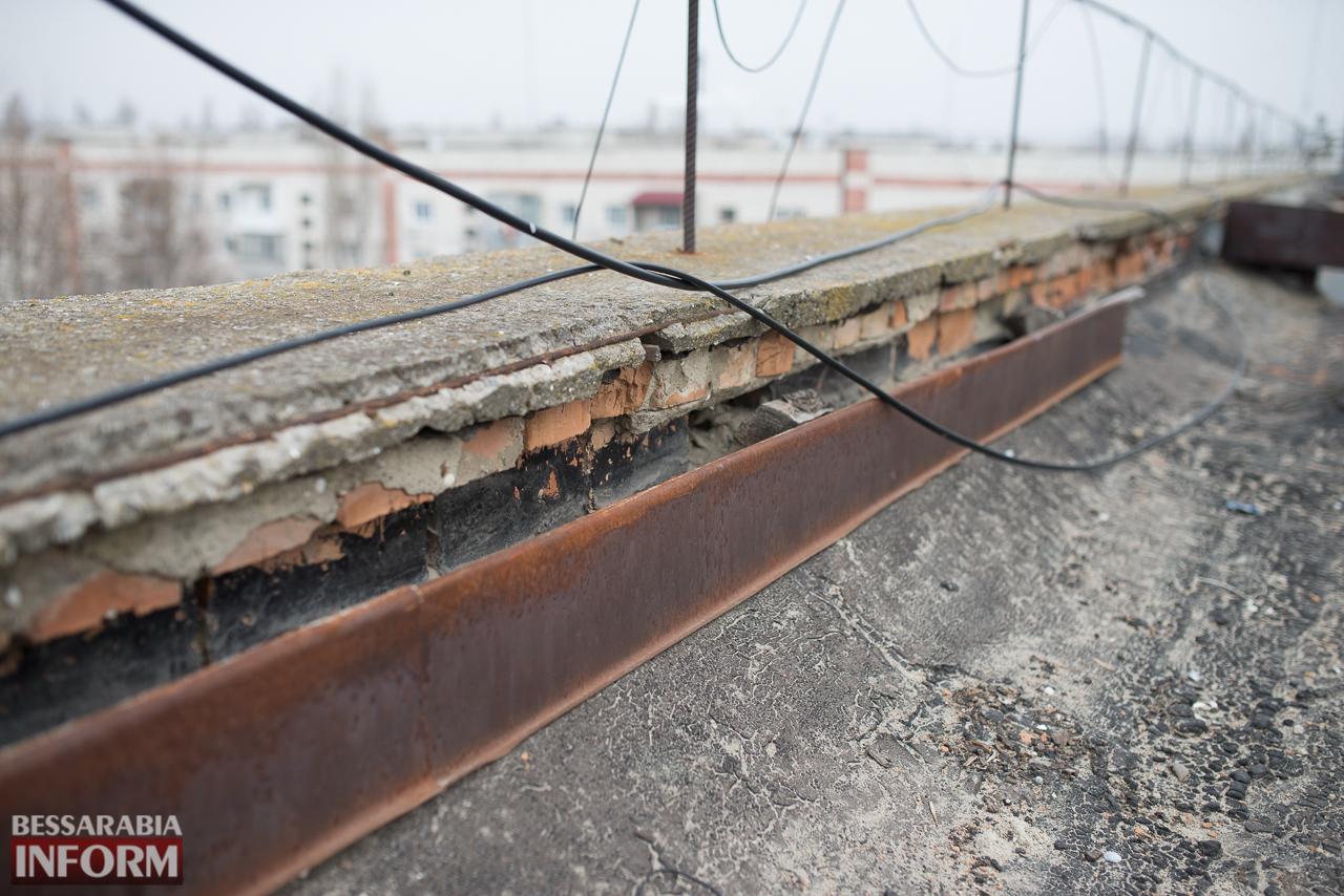 SME_4783 Измаил: дома с проблемами по улице Михайловской (фото)