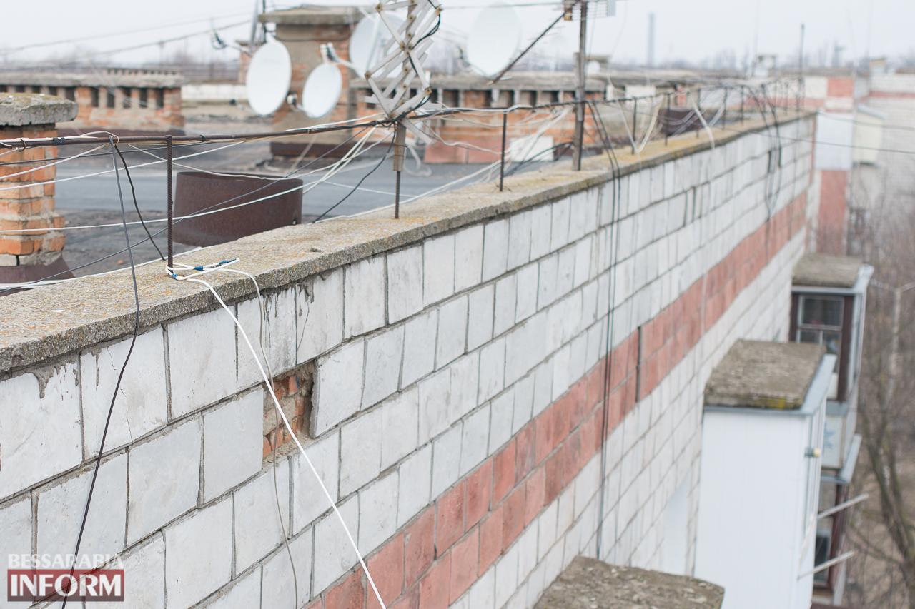 SME_4785 Измаил: дома с проблемами по улице Михайловской (фото)