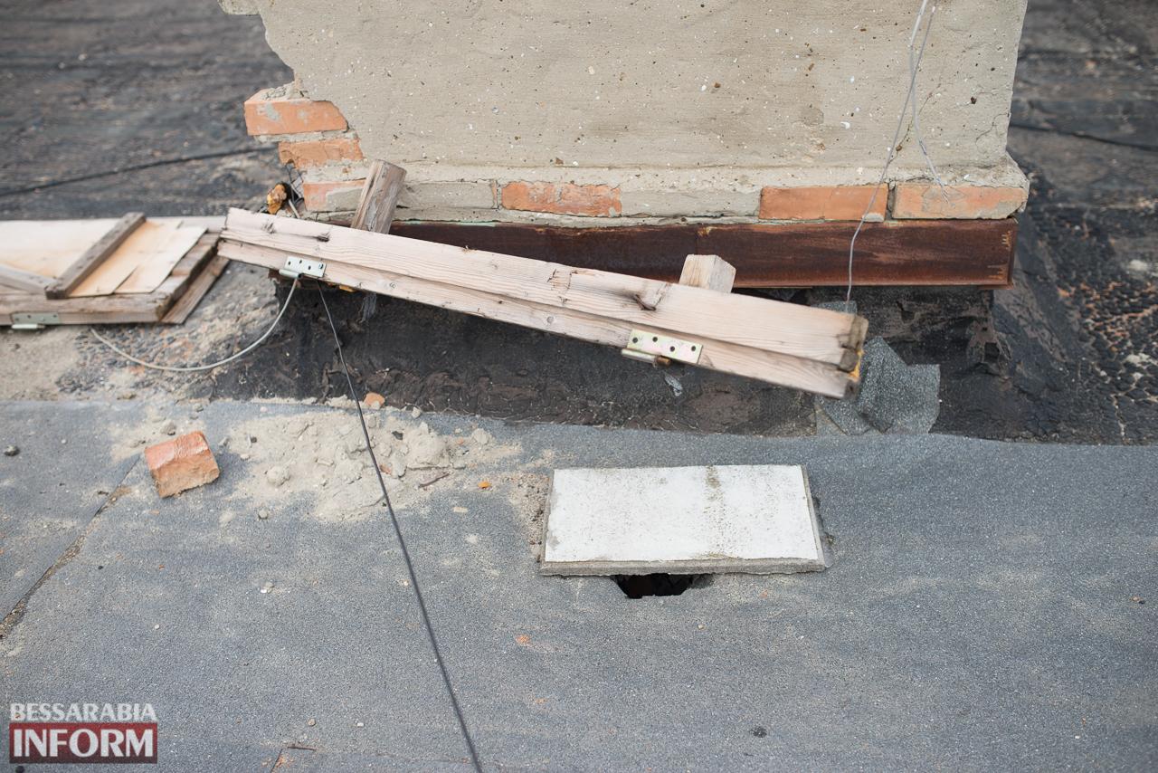 SME_4787 Измаил: дома с проблемами по улице Михайловской (фото)