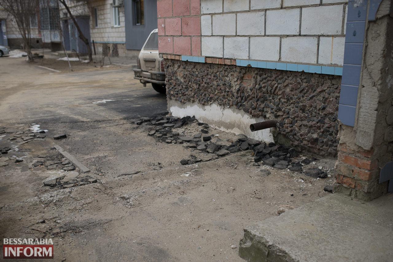 SME_4808 Измаил: дома с проблемами по улице Михайловской (фото)