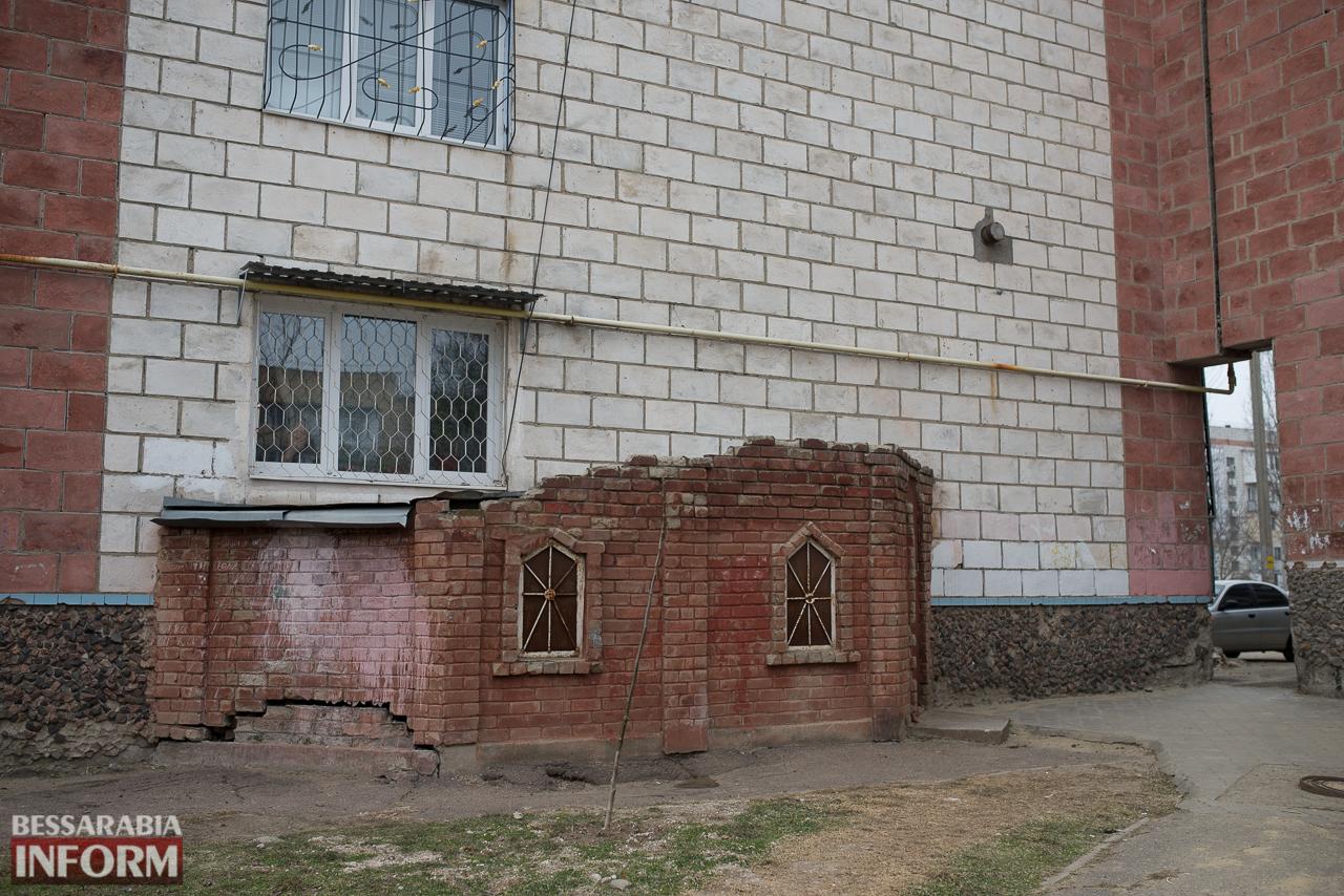 SME_4810 Измаил: дома с проблемами по улице Михайловской (фото)