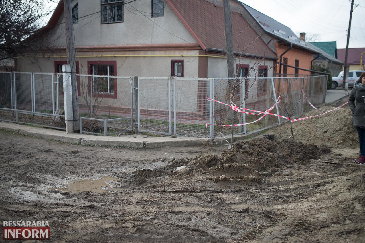 В Измаиле причины появления трещин в частных домах выясняет специально-созданная комиссия (ФОТО)