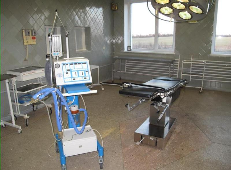 На базе Арцизской ЦРБ планируют создать госпитальный округ - сейчас туда закупают оборудование