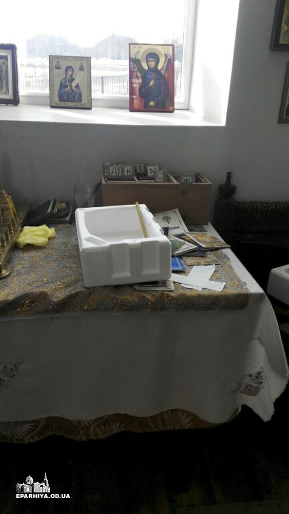 В Белгород-Днестровском р-не массово грабят православные храмы: нападению подверглось уже 5 церквей (ФОТО)