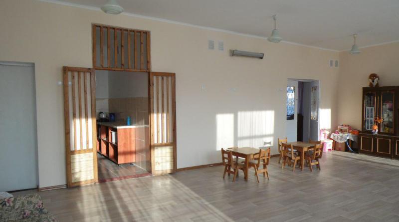 В Белгород-Днестровском доме ребенка завершился ремонт