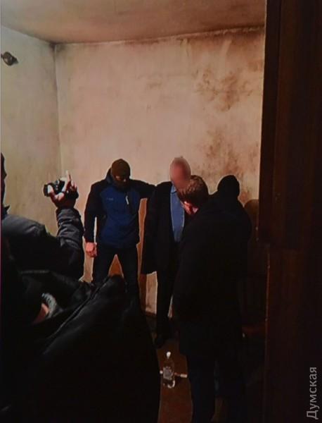 Гончаренко прокомментировал свое инсценированное похищение (фото, видео)