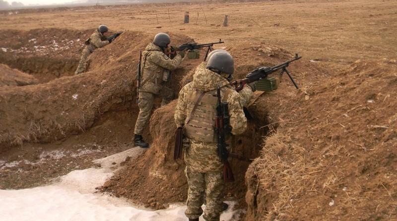 пограничники стрельбы