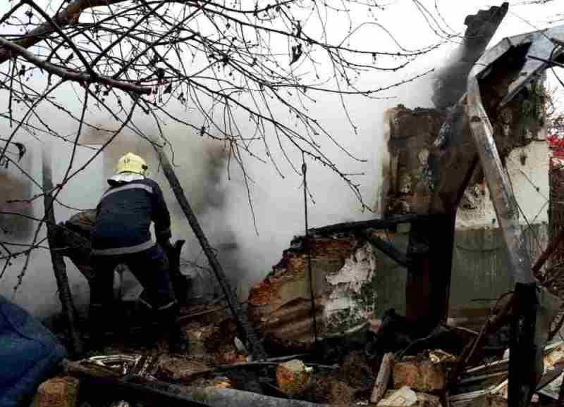 В Одесской области произошел мощный взрыв бытового газа: двое погибших