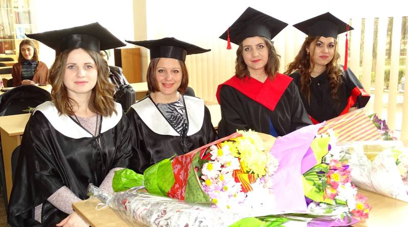 выпускники ИГГУ