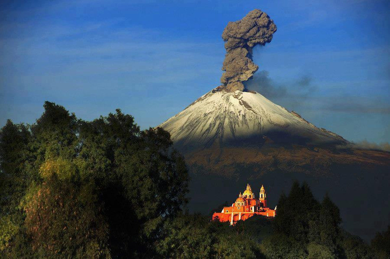 10 15 самых опасных действующих вулканов