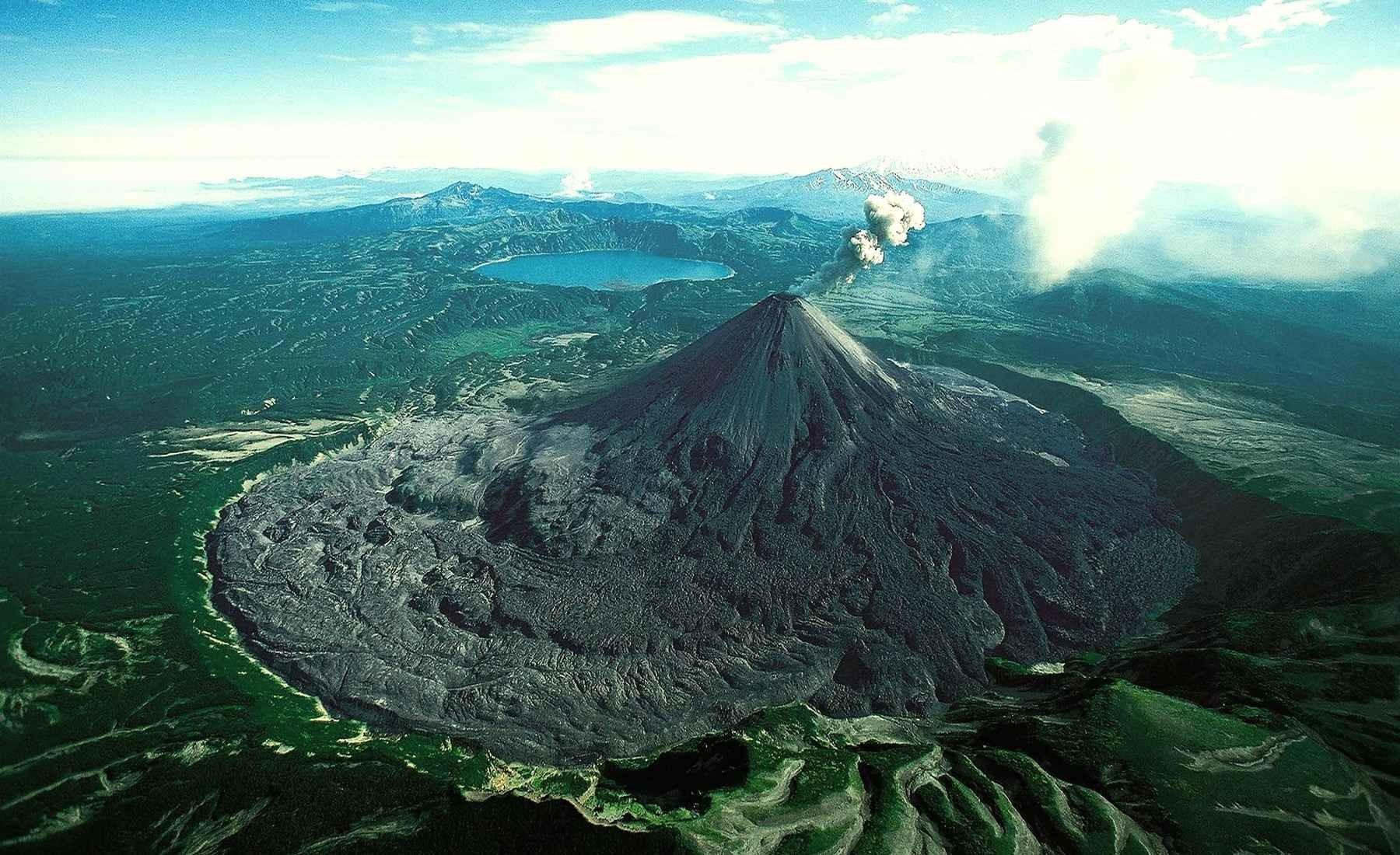 14 15 самых опасных действующих вулканов