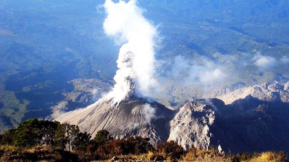15 15 самых опасных действующих вулканов