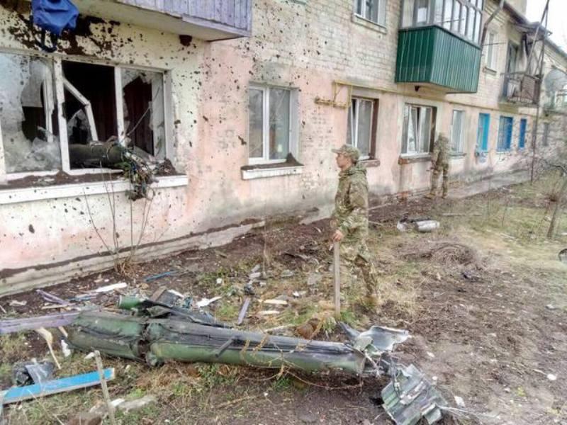 В Харьковской области взрывается крупнейший в Украине склад с оружием. Подозревают диверсию