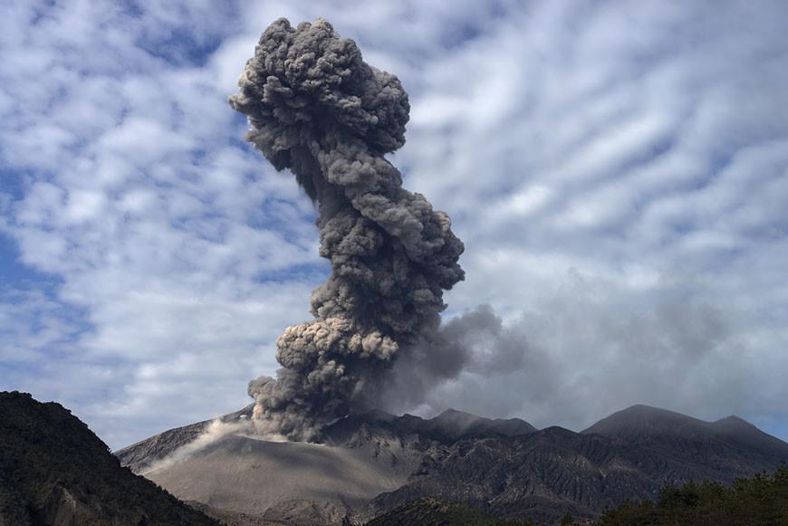 8 15 самых опасных действующих вулканов