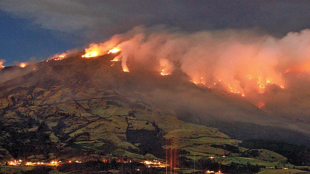 9 15 самых опасных действующих вулканов
