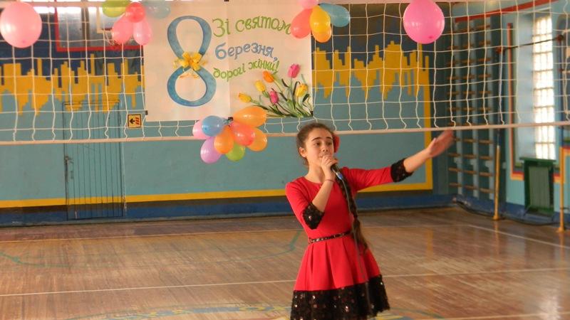 DSCN4718 Накануне 8 Марта в Измаильском погранотряде поздравляли женщин