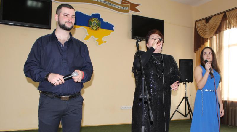 IMG_3347 Пограничники Белгород-Днестровского отряда  поздравили женщин с 8 Марта