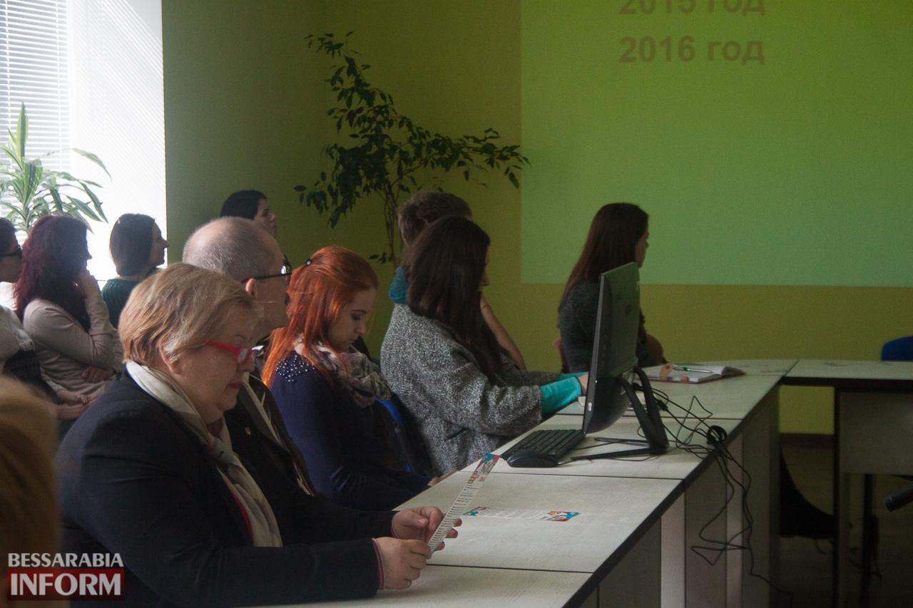 IMG_7596 Экс-глава РГА открыла в Измаиле центр инноваций для всех (ФОТО)