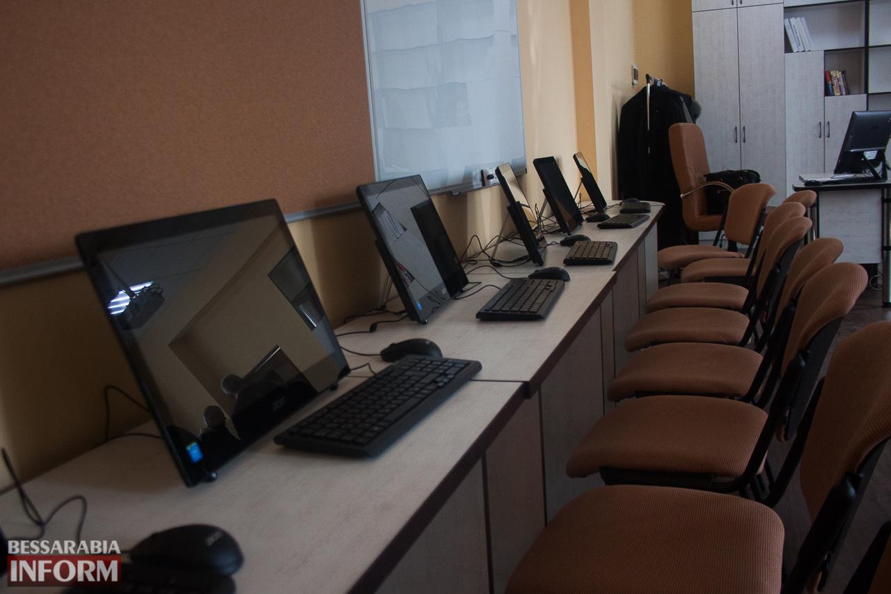 IMG_7598 Экс-глава РГА открыла в Измаиле центр инноваций для всех (ФОТО)