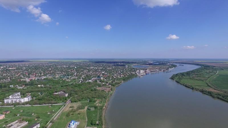 Izmail-na-Dunae Карта Измаила
