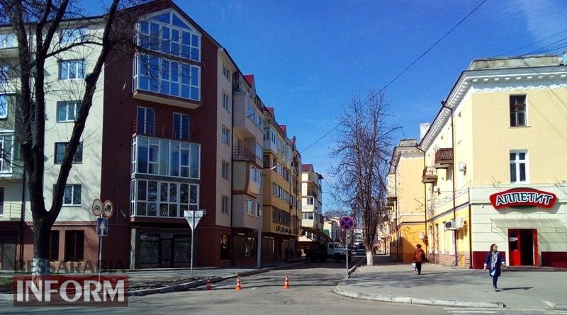 Izmail-skvoznyak В Измаиле стартовал сезон ремонта дорог: начали с улицы Бессарабской (ФОТО)