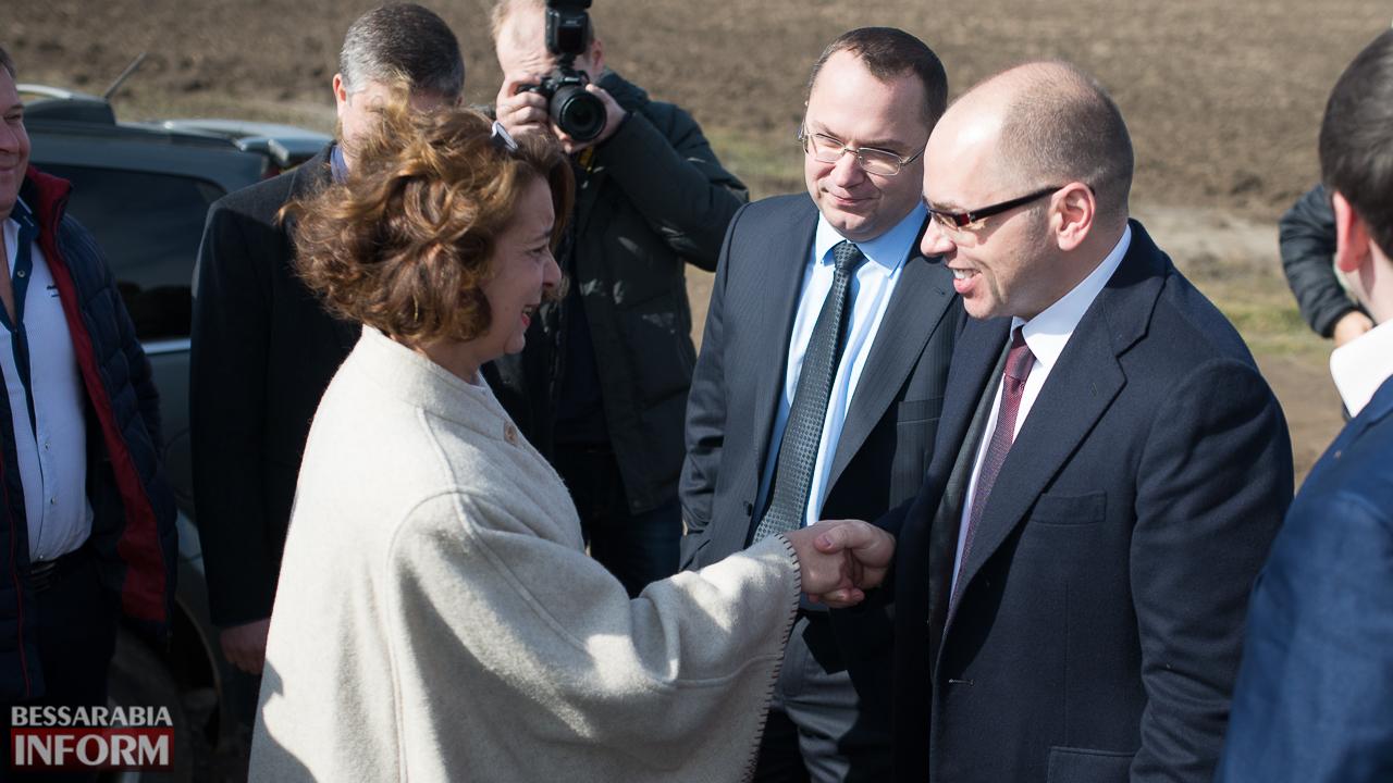 Глава ОГА подтвердил, что вопрос ремонта дороги Килия-Спасское является одним из приоритетных