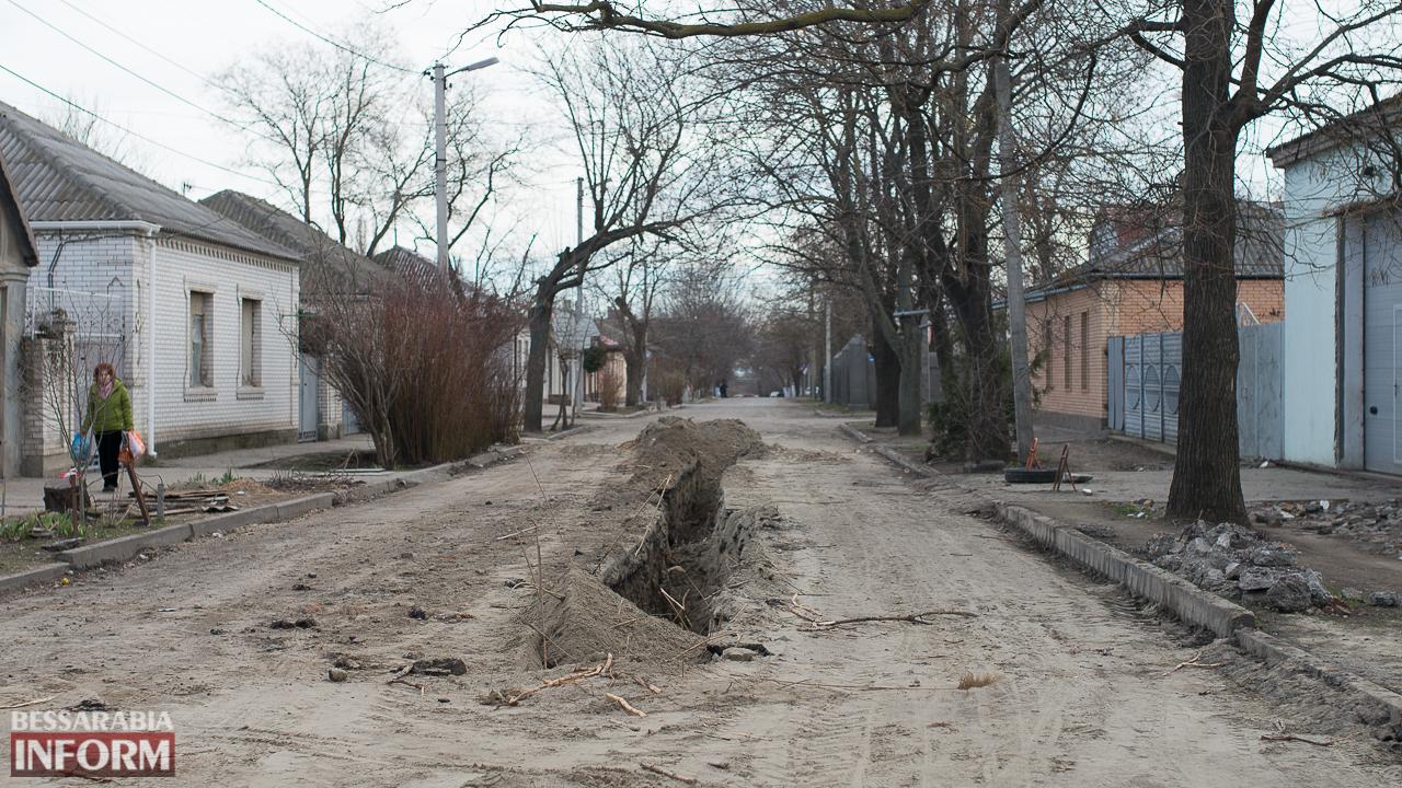 Еще одна жертва прорыва водопровода: в Измаиле частично обрушился дом (ФОТО)