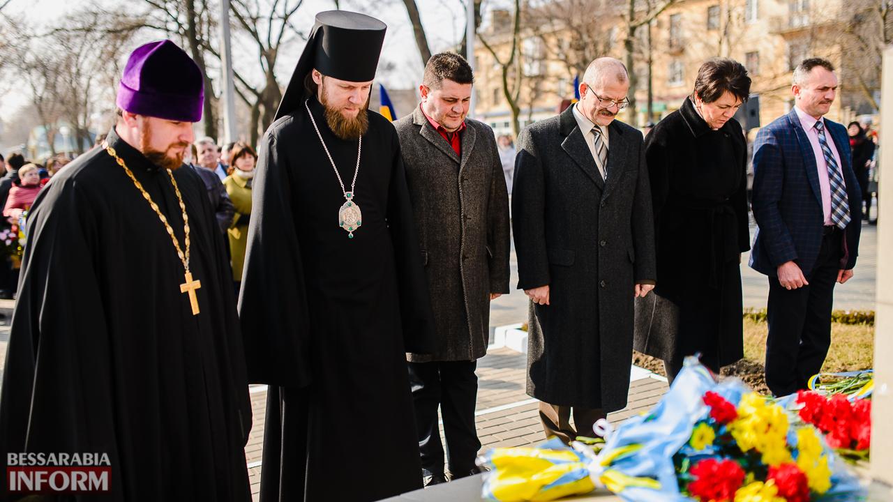 SME_7497 Он так нежно и преданно любил свой народ: в Измаиле отмечают день рождения Великого Кобзаря (ФОТО)