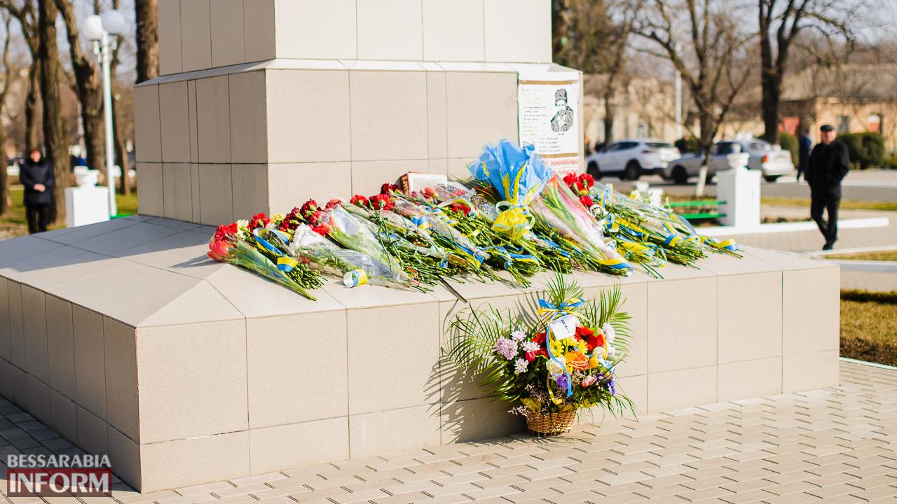 SME_7509 Он так нежно и преданно любил свой народ: в Измаиле отмечают день рождения Великого Кобзаря (ФОТО)