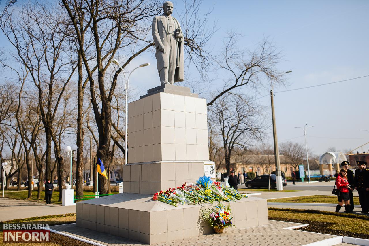 SME_7511 Он так нежно и преданно любил свой народ: в Измаиле отмечают день рождения Великого Кобзаря (ФОТО)