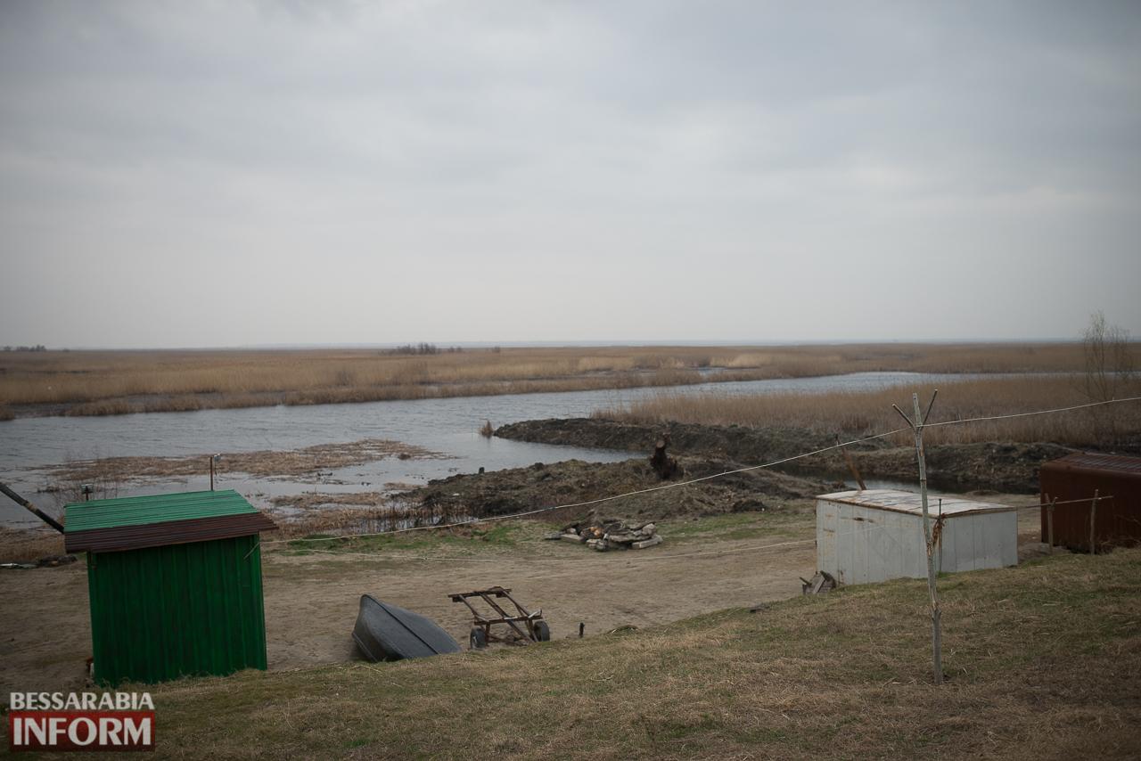 SME_7573 Неугодный бизнес: в Ренийском р-не напали на владельца единственного рыболовецкого предприятия на озере Картал