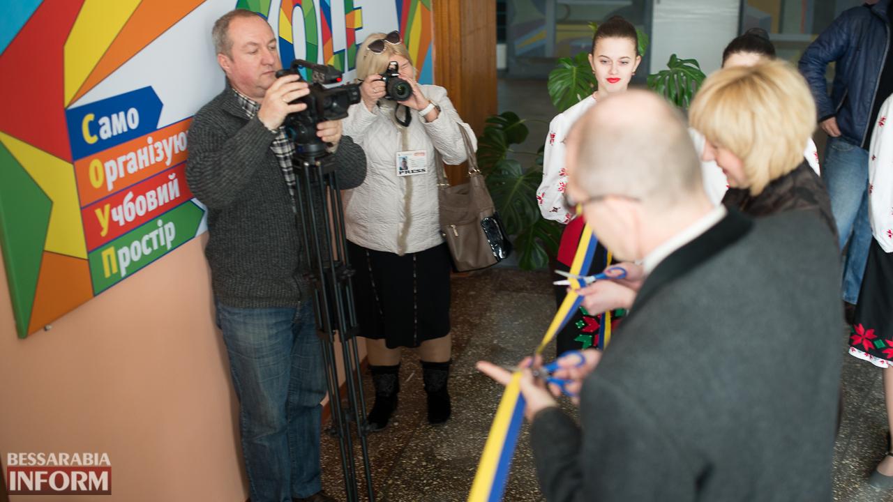 Экс-глава РГА открыла в Измаиле центр инноваций для всех (ФОТО)