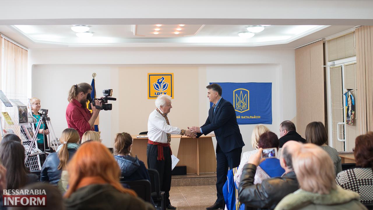 SME_7592 Измаил посетил Заслуженный артист Украины (ФОТО)