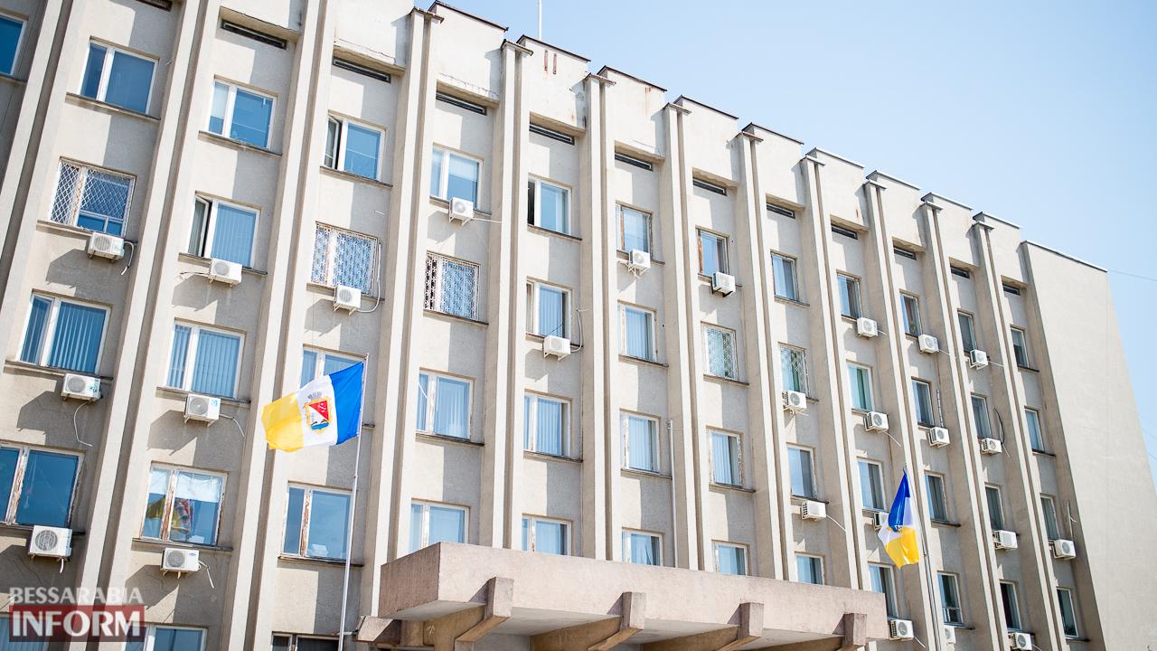 SME_8640 Новый флаг Измаила уже развевается над городом