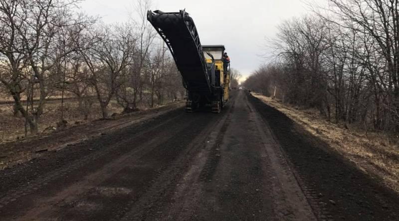 Spasskoe-Vilkovo3 Павел Бойченко: в Килийском районе стартовал сезон ремонта дорог (фото)