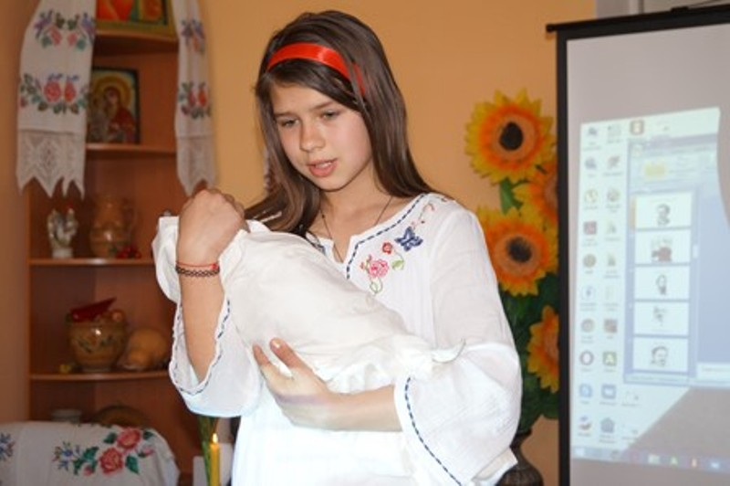 dsc00305 В Болградской районной библиотеке создали отдел украинской литературы и культуры