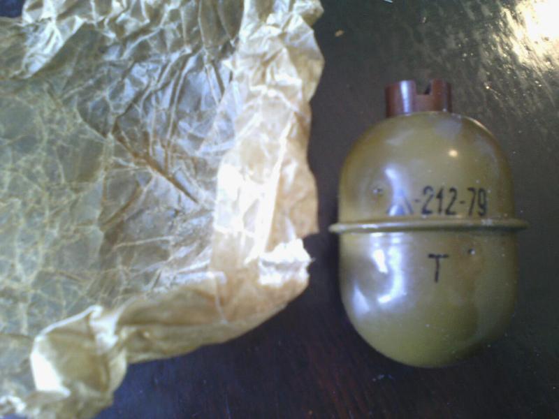Посылка от папы-военного: подросток из Болграда хранил дома гранату РГД-5