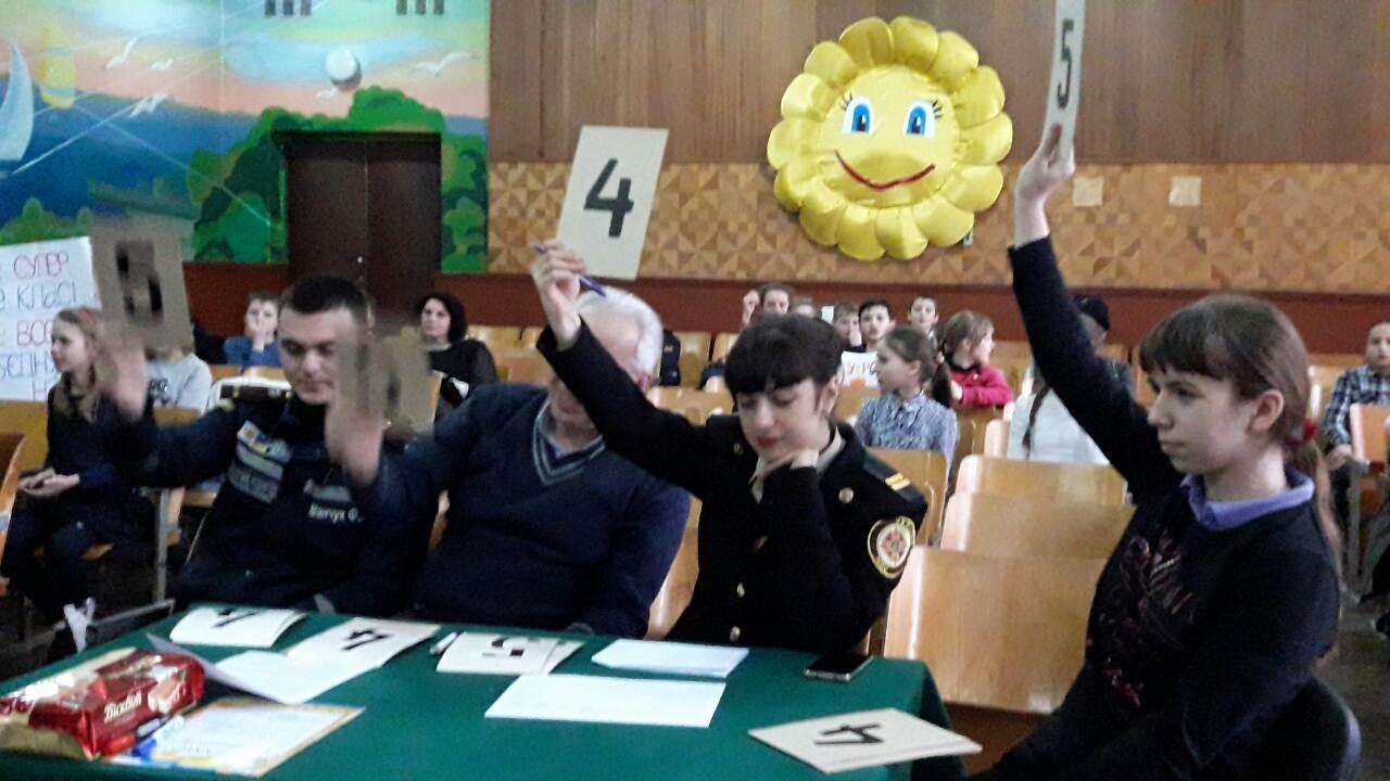 ltH90V3ukuo В измаильской школе состоялось соревнование дружины юных пожарников (фото)