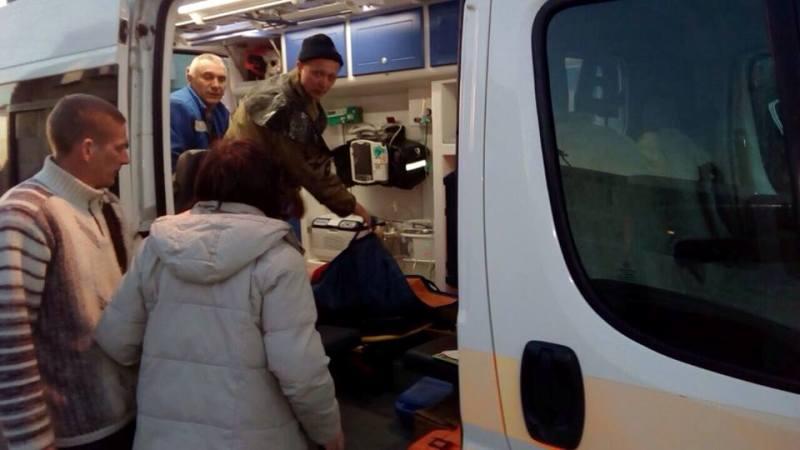 В Белгород-Днестровском из-за пожара в многоэтажном доме, эвакуировали семь человек