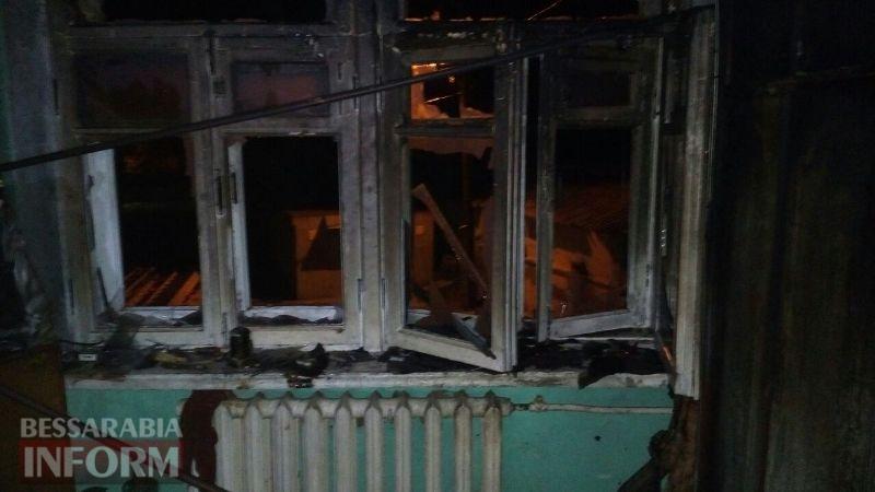 pozhar-Izmail-1 Смертельный пожар минувшей ночью в Измаиле: подробности происшествия