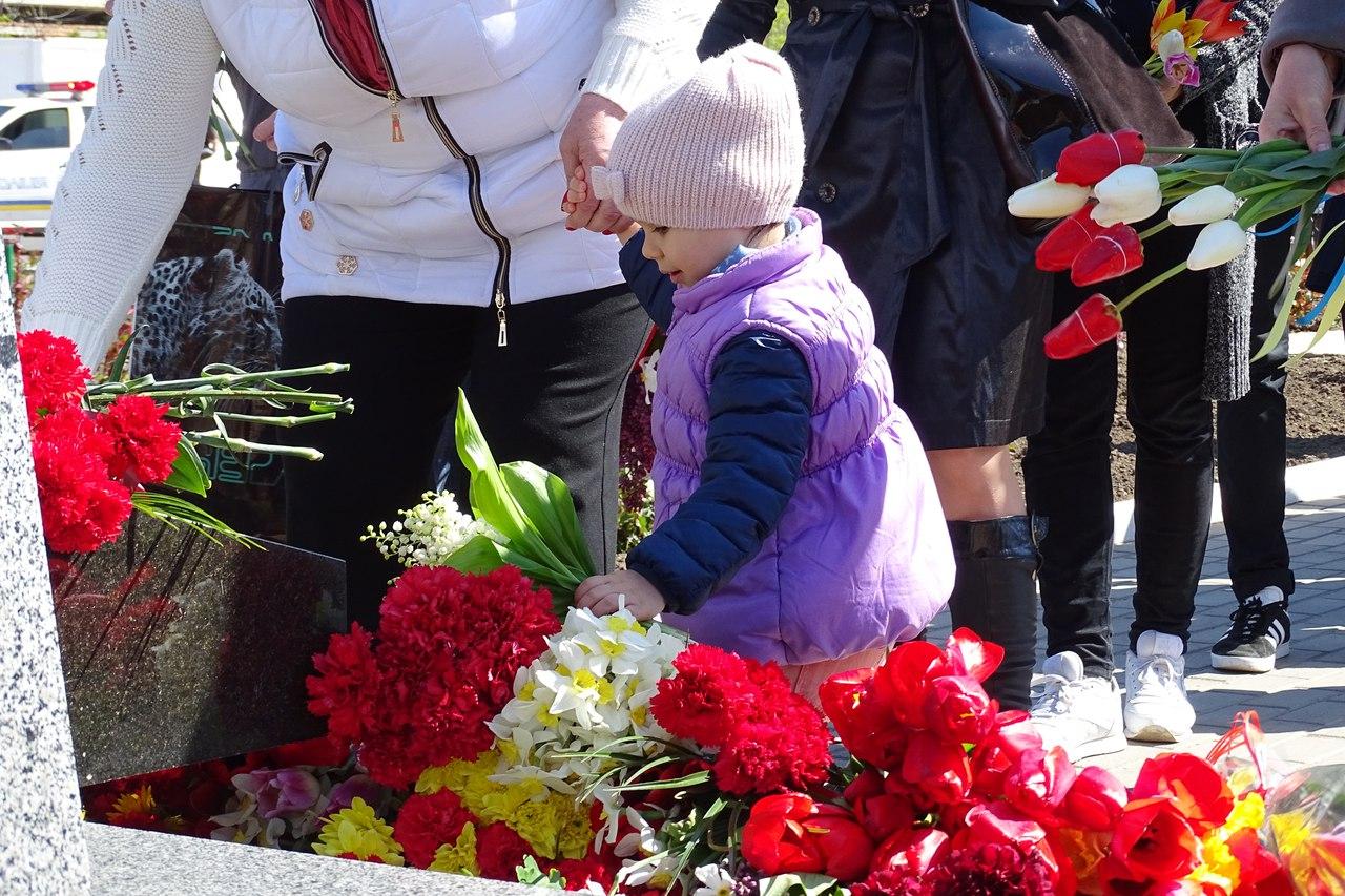 0Ed6mkKCFNc 31-я годовщина аварии на Чернобыльской АЭС: в Измаиле прошел памятный митинг