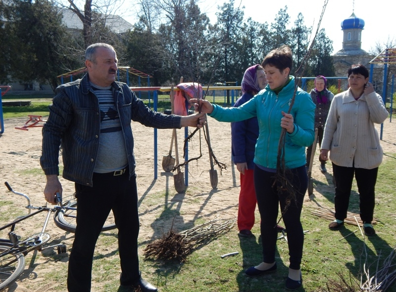 11 Измаильский р-н: в селе Каланчак создают новый Молодежный парк