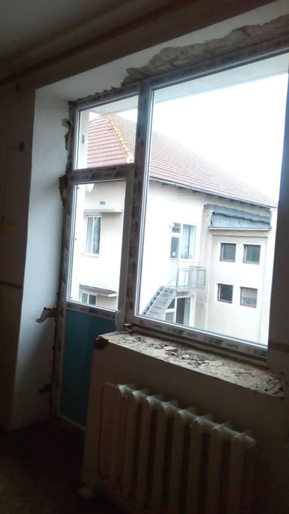 Измаил: в Доме Малютки заменили окна на энергосберегающие