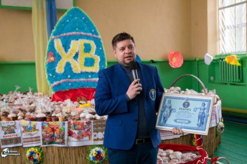 17991051_1290965997666898_318739134468963790_n-600x400 Новый рекорд: в Татарбунарах собрали самую большую в Украине пасхальную корзину