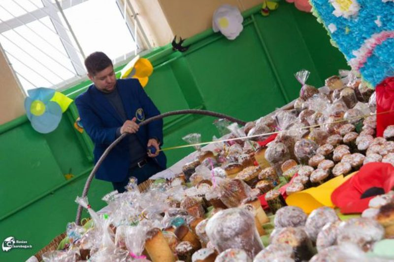 18010398_1290963874333777_1995041014909264917_n-600x400 Новый рекорд: в Татарбунарах собрали самую большую в Украине пасхальную корзину