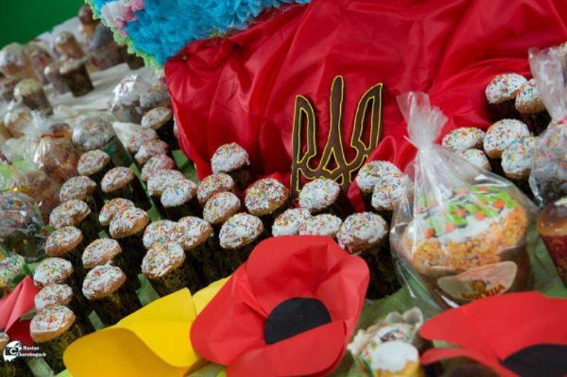 Новый рекорд: в Татарбунарах собрали самую большую в Украине пасхальную корзину